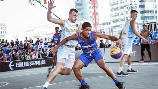 Сборная Украины по баскетболу 3х3 в драматической борьбе покинула чемпионат мира