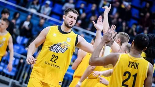 Три украинских баскетбольных клуба сделали заявки на участие в еврокубках