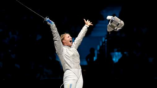 Украинка Ольга Харлан стала чемпионкой Европы по фехтованию