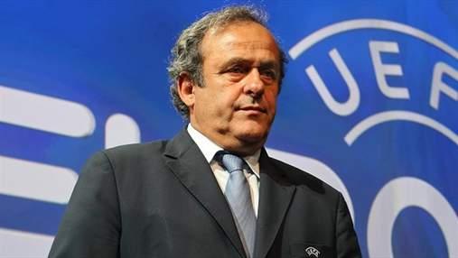 Бывшего президента УЕФА Мишеля Платини освободили из-под стражи