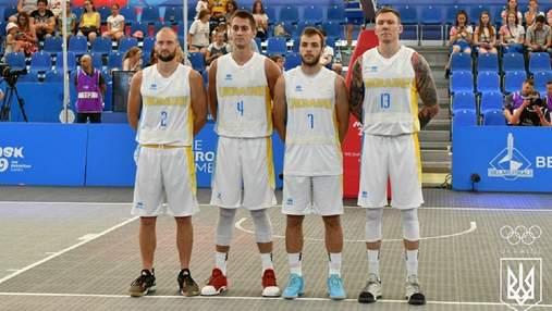 Сборная Украины по баскетболу уступила России и не вышла в плей-офф Европейских игр-2019