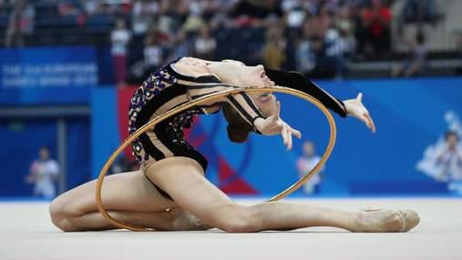 Украина завоевала уже девять медалей на Европейских играх