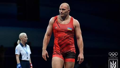 Український борець Хоцянівський приніс Україні 22-у медаль Європейських ігор