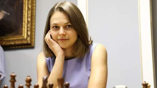 Друге місце в такій компанії – теж непогано, – шахістка Анна Музичук про Турнір претенденток
