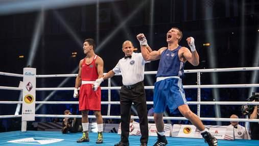 Двое украинских боксеров эффектно пробились в финал Европейских игр-2019: видео