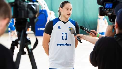 Украинская баскетболистка продолжает быть лучшей на чемпионате Европы