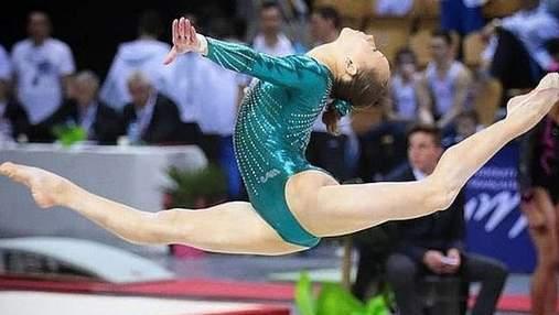 Украинская гимнастка завоевала бронзу на Европейских играх 2019 в Минске