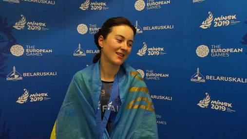 Чемпионка Европейских игр публично поссорилась с президентом Федерации велоспорта Украины