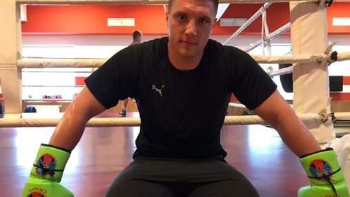 Непобедимый украинский боксер поддержал Анну Соловей