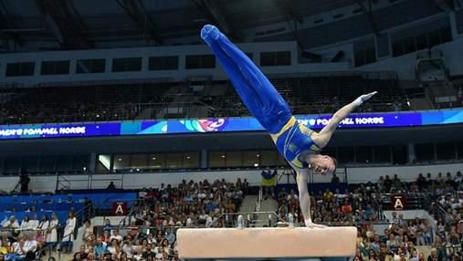 Верняєв встановив рекорд за кількістю визнань найкращий спортсмен місяця
