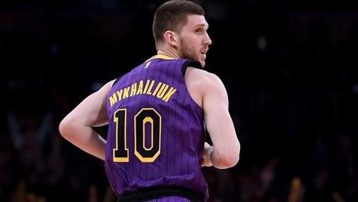 Клуб НБА гарантировал контракт украинскому баскетболисту