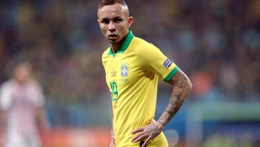 """""""Шахтер"""" хочет купить лучшего футболиста сборной Бразилии на Копа Америка"""
