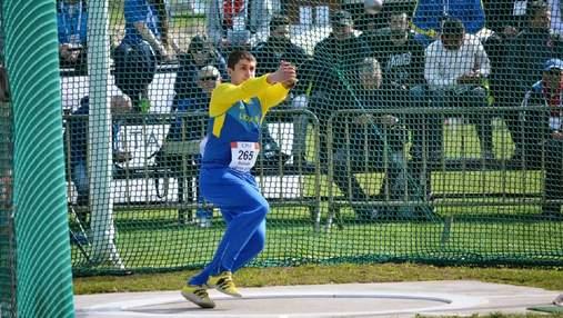 Українець Регеда завоював срібну медаль Універсіади-2019