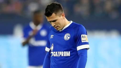 """Коноплянка вже не з """"Шальке"""", німецький клуб провів фотосесію без українця"""