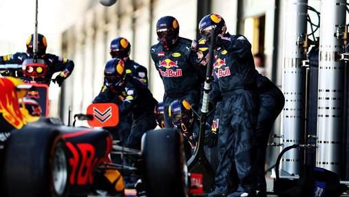 В Формуле-1 установили новый рекорд пит-стопа: видео
