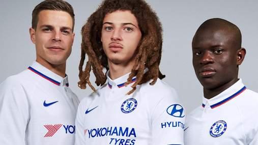 """""""Челсі"""" та """"Арсенал"""" представили прекрасні нові комплекти форми: фото"""