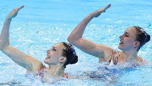 Українські плавчині вибороли четверту медаль на чемпіонаті світу