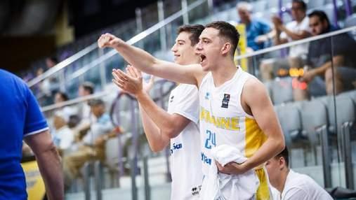 Сборная Украины по баскетболу победила Польшу и осталась в европейской элите: видео