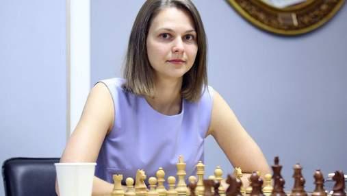 Анна Музычук объяснила, почему шахматы это спорт: партии могут длиться до 7 часов