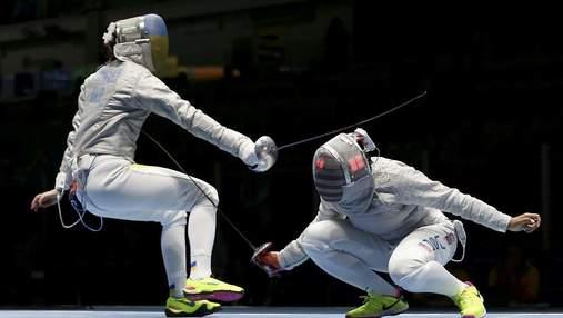 Збірна України програла Росії у півфіналі чемпіонату світу з фехтування