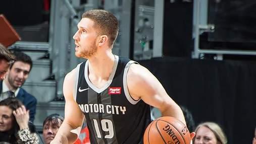 Точный бросок украинца Михайлюка попал в топ-5 моментов Летней лиги НБА: видео