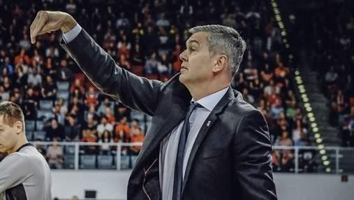 Тренер сборной Украины прокомментировал результаты жеребьевки квалификации Евробаскет-2021