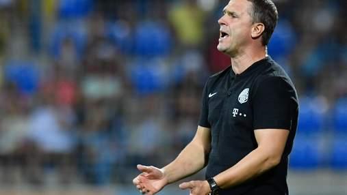 Ребров продлил контракт с европейским клубом еще на три года