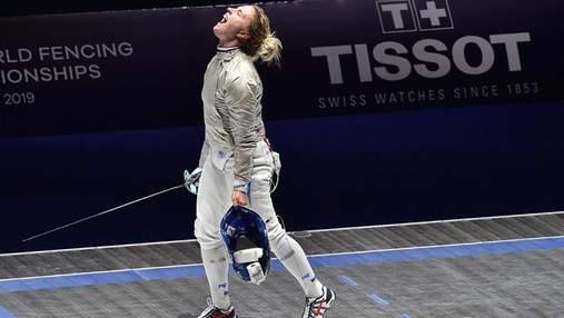 Женская сборная Украины, несмотря на старания Харлан, проиграла на чемпионате мира по фехтованию