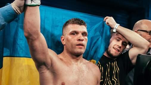 Українець Дерев'янченко наступний бій проведе проти Геннадія Головкіна за титул чемпіона IBF