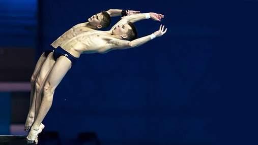 13-річний стрибун у воду приніс Україні срібну медаль на Чемпіонаті Європи серед дорослих