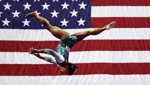 Четырехкратная олимпийская чемпионка выполнила уникальное упражнение: видео