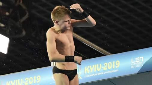 13-літній українець Олексій Середа став наймолодшим чемпіоном Європи в історії