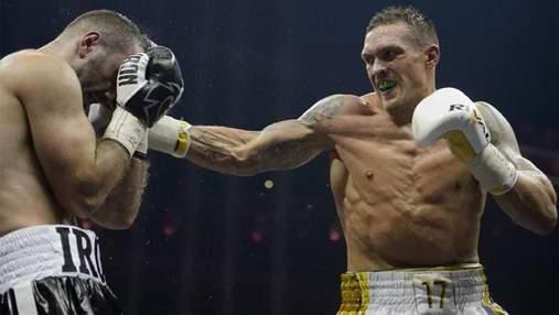 IBF отсрочила титульный бой Усика в супертяжелом дивизионе