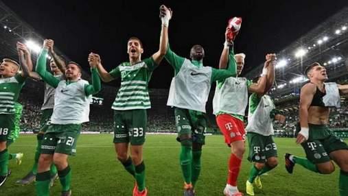 Дякую за казку: фанати влаштували команді Реброва овацію після вильоту з Ліги чемпіонів