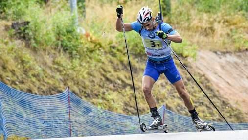 Збірна України оголосила склад на літній чемпіонат світу з біатлону