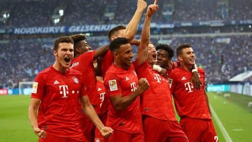 Чемпіонат Німеччини: результати матчів та відео голів 3 туру