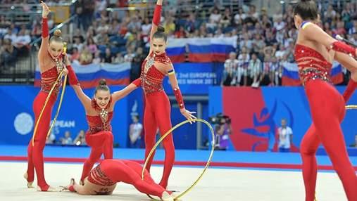 Українські гімнастки виграли три золота й бронзу на Кубку світового виклику: відео