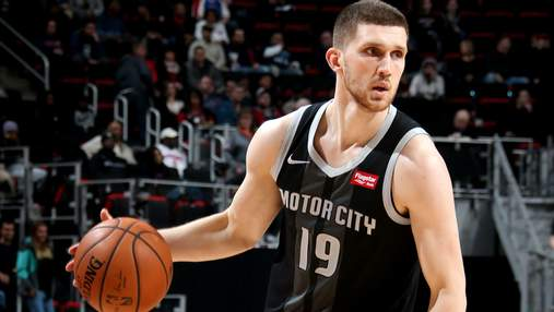 Украинские баскетболисты Лень и Михайлюк получили свои рейтинги в симуляторе NBA 2K20