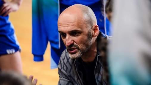 Женская сборная Украины по баскетболу официально получила нового тренера