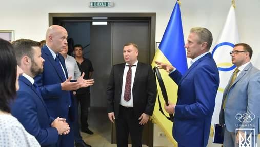 Украина получила право на проведение чемпионата Европы по бадминтону 2020