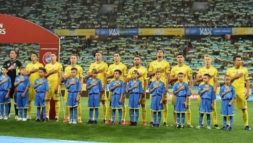 Литва – Україна: онлайн-трансляція матчу відбору Євро-2020