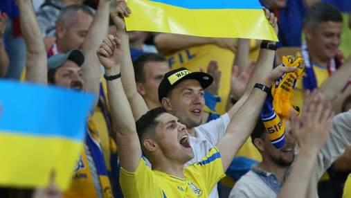 Збірну України в Литві підтримає близько тисячі вболівальників, відбудеться марш фанів