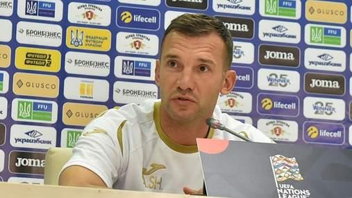 Шевченко назвав головну проблему збірної України перед матчем проти Литви