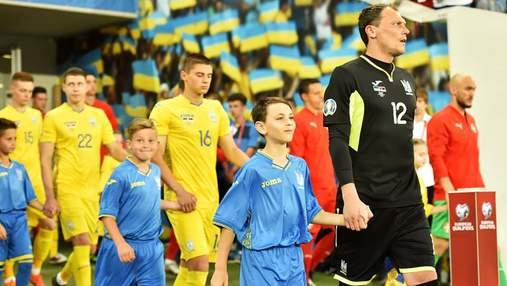 Україну чекає матч із загнаною у кут Литвою