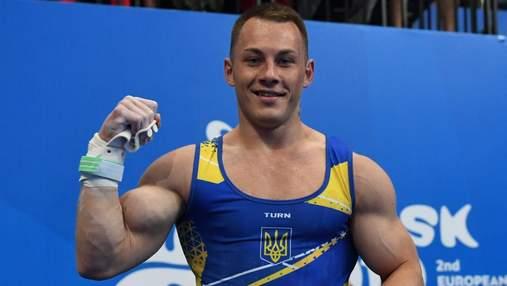 Українські гімнасти за день виграли 5 нагород на Кубку світового виклику
