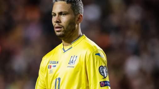 Марлос забив перший гол за збірну України: відео