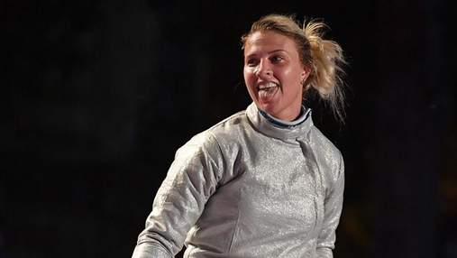Ольга Харлан розповіла про негласне змагання з українським топ-спортсменом