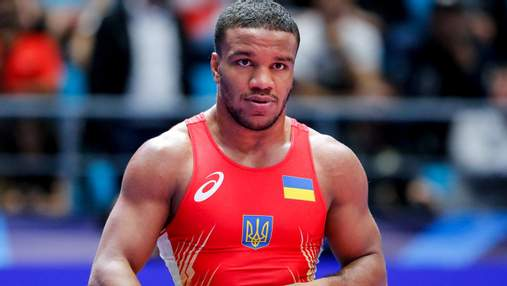 Жан Беленюк вышел в финал чемпионата мира по борьбе