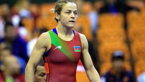 Экс-украинка Стадник стала двукратной чемпионкой мира по борьбе