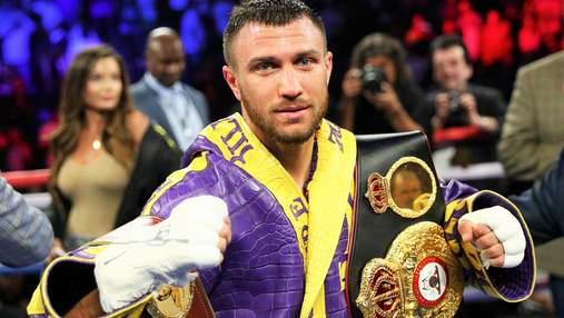 Ломаченко остался лучшим боксером мира Р4Р по версии The Ring, Усик-5-й